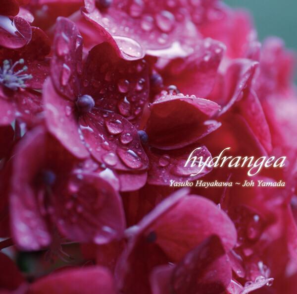 hydrange CD image